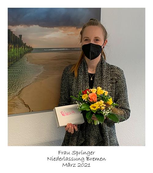 Frau-Springer-Polaroid
